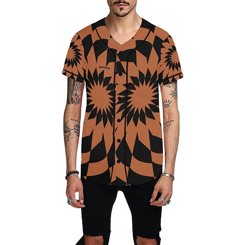 Wakerlook Men's All Over Print Jersey
