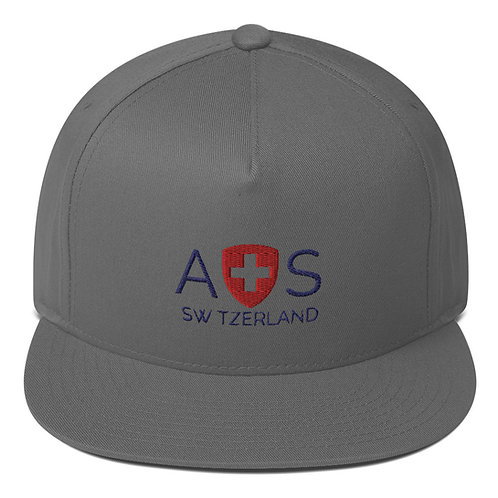 AVICII SWISS Flat Bill Cap