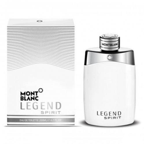 MONT BLANC LEGEND SPIRIT 6.7 EAU DE TOILETTE SPRAY FOR MEN