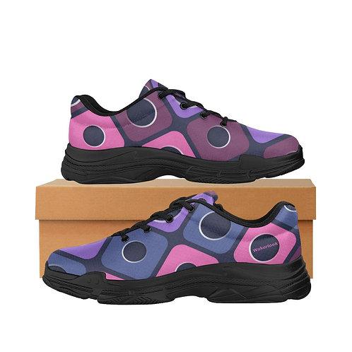 Wakerlook Lyra Women's Chunky Shoes (Large Size)