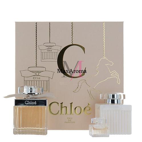 Chloe Eau De Parfum Gift Set (L)