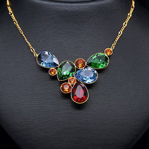 """""""Fillory Magic"""" pendant with Crystals From Swarovski™"""