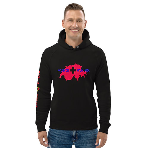 AVICII SWISS Unisex pullover hoodie