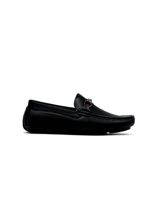 Burnish Loafer Black