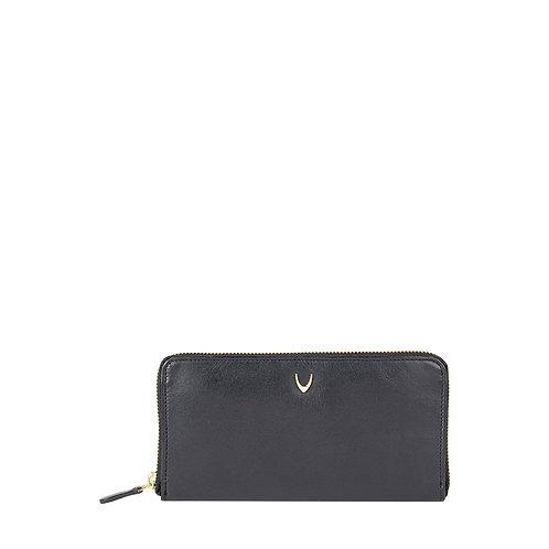 Atlanta RFID Blocking Ziparound Leather Wallet