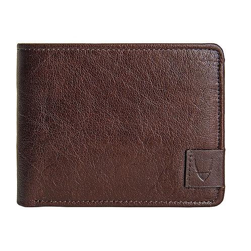 Vespucci RFID Blocking Buffalo Leather Trifold Wallet