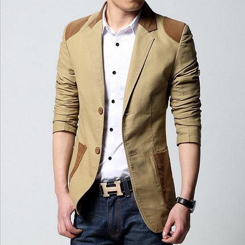 Business Style Blazer Men