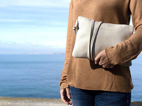 Leather Crossbody Bag Purse. ARA
