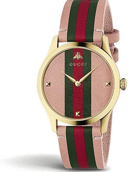 Unisex Watch Gucci YA1264118 (ø 38 mm)