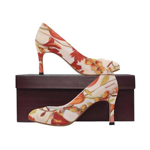 Wakerlook  Art Women's Pumps Heels