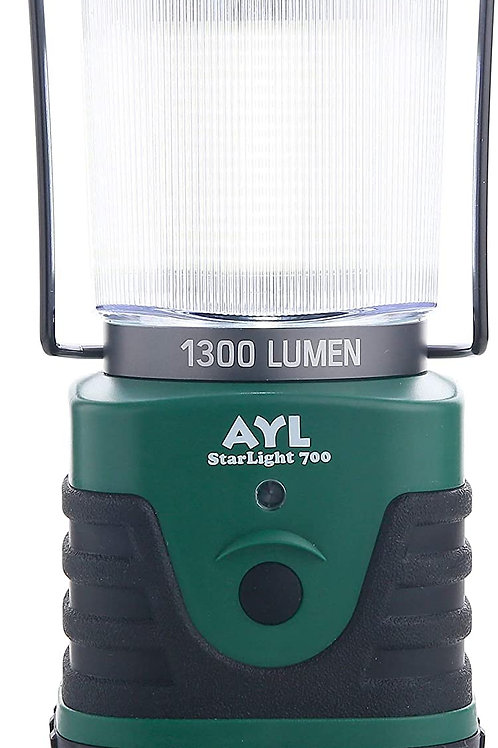 AYL Starlight 700 - Water Resistant - Shock Proof - Long Lasting Up to 6 Days S