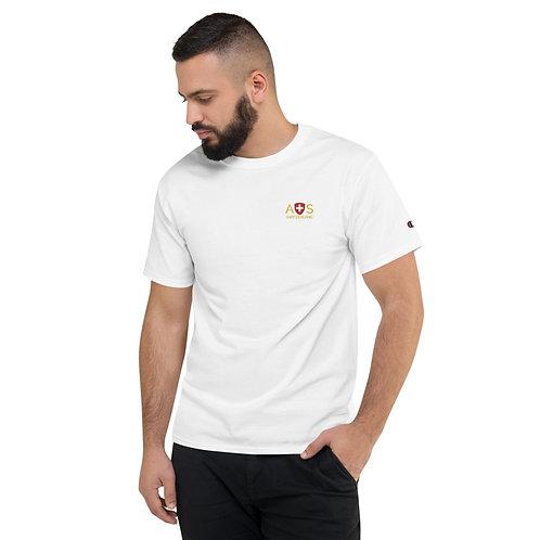 Men's AVICII SWISS Collaboration with Champion T-Shirt