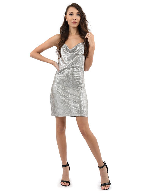 Gloaming Shiny Mini Dress AVICII SWISS