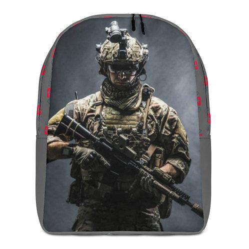 AVICII SWISS Soldier Minimalist Backpack