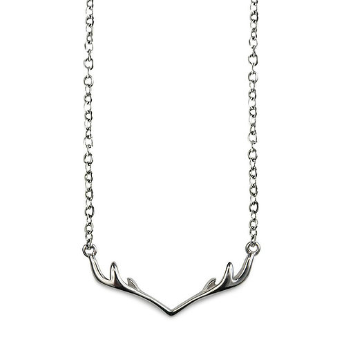Sterling Silver Hunting Necklace