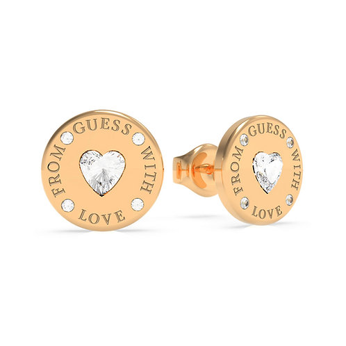 Guess Ladies Earrings UBE70037