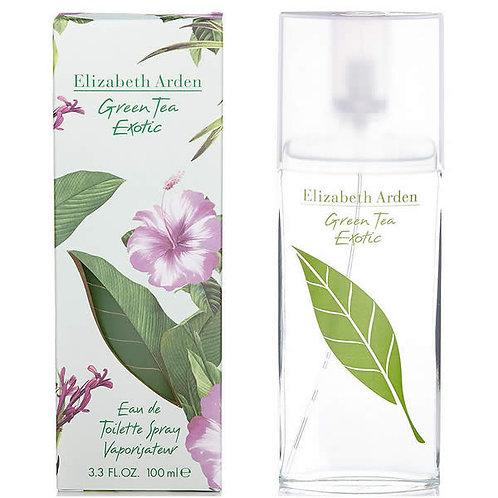 Elizabeth Arden Green Tea Exotic Women Eau De Toilette Spray 100ml.