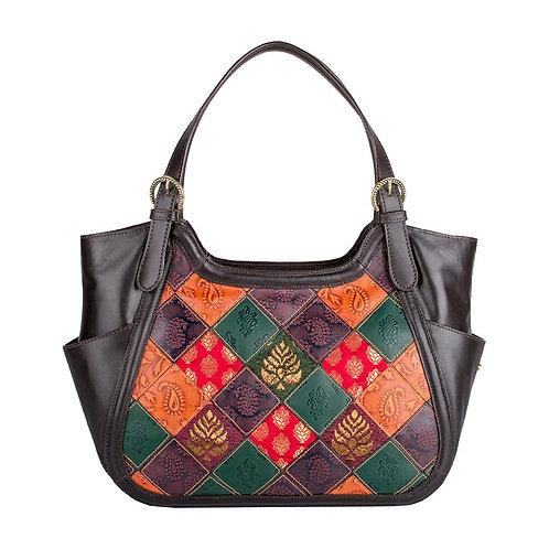 Baga Leather Handbag