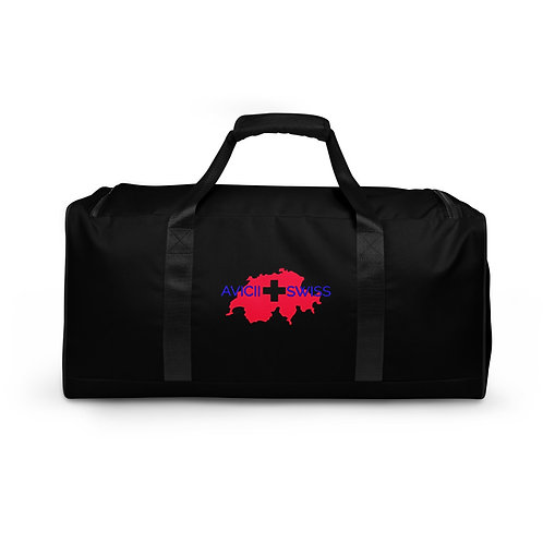 AVICII SWISS BLACK Duffle bag