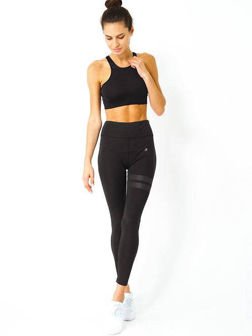 Ashton Set - Sports Bra & Leggings - Black AVICII SWISS-SAVOY ACTIVE