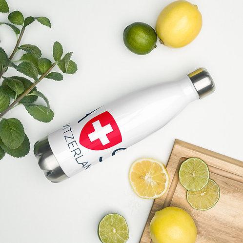 AVICII SWISS Stainless Steel Water Bottle