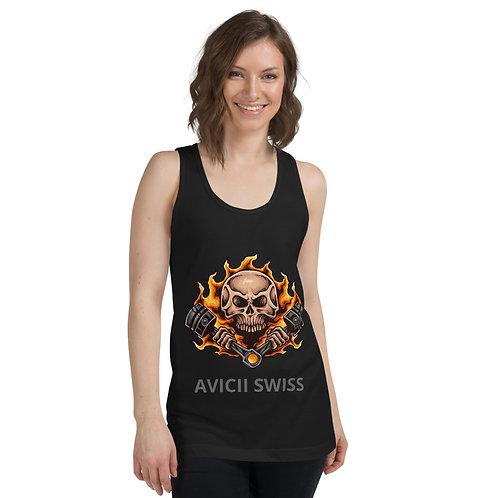 AVICII SWISS Classic tank top (unisex)