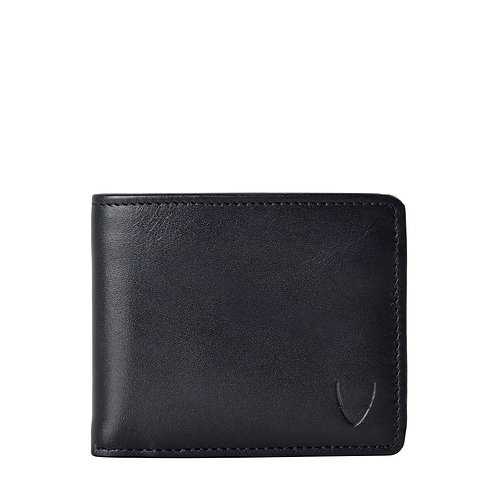 Cape RFID Blocking Leather Slim Bifold Wallet