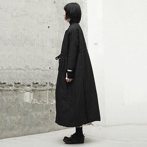 Sutando-Eri Pocket Long Coat
