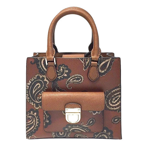 Michael Kors Bridgette Paisley Messenger Bag