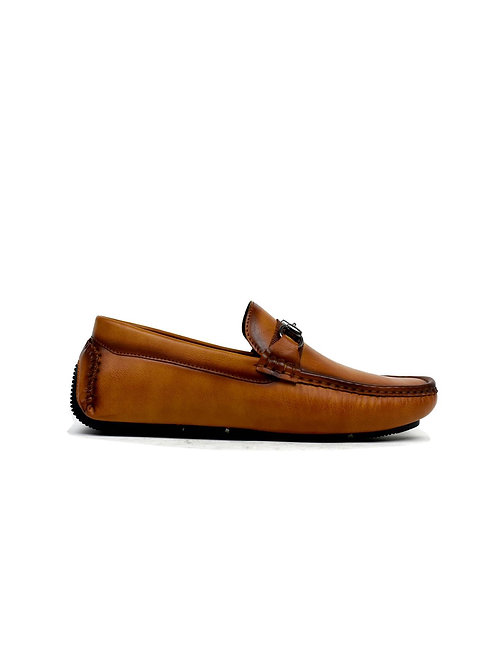 Burnish Loafer Tan