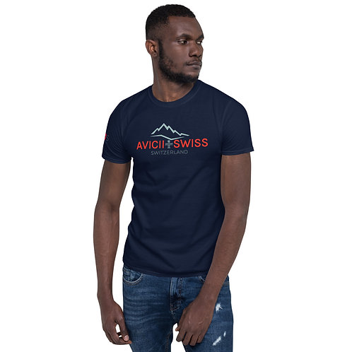 AVICII SWISS PHOENIX Short-Sleeve Unisex T-Shirt