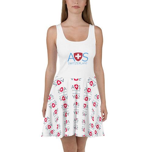 AVICII SWISS Skater Dress