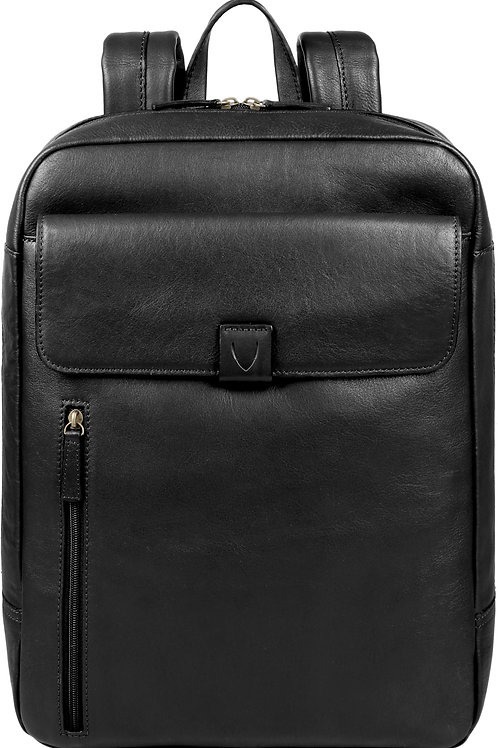 Hidesign Aiden Large Multi-Functional Leather Backpack