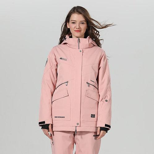 2020 Winter Ski Jacket Women  Waterproof Snowboarding Jackets