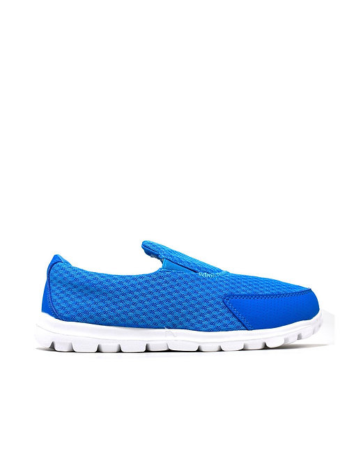 Sunny Canvas Trainer Blue