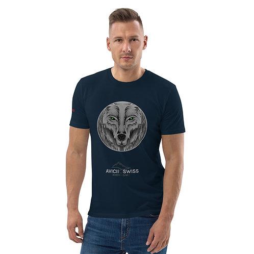 AVICII SWISS Unisex organic cotton t-shirt