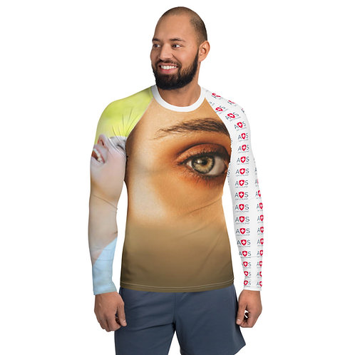 AVICII SWISS Men's Rash Guard