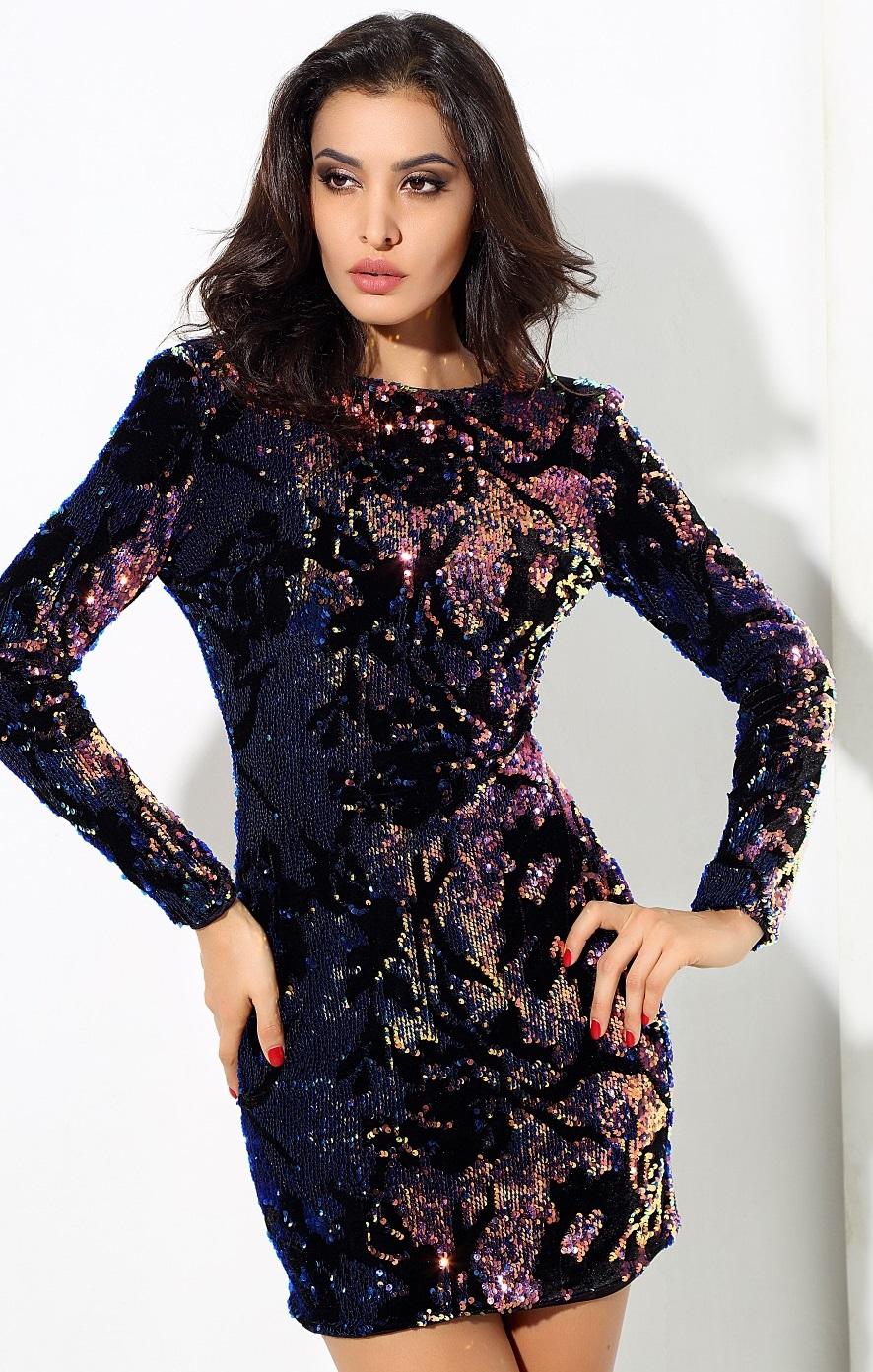 velvet_sequin_party_dress_5