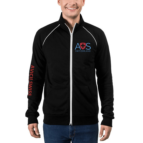A S Piped Fleece Jacket
