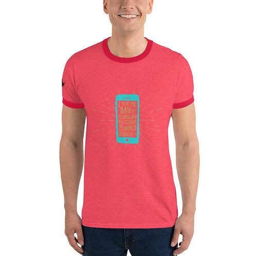 AVICII SWISS Ringer T-Shirt