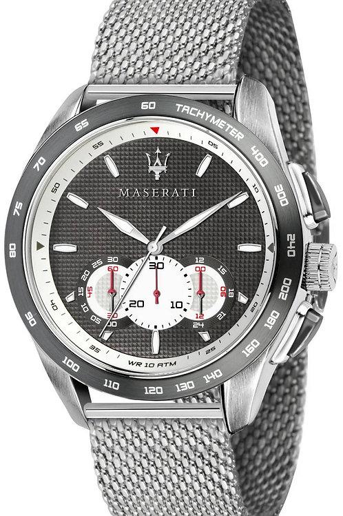 Maserati Traguardo R8873612008 Chronograph Analog Men's Watch.