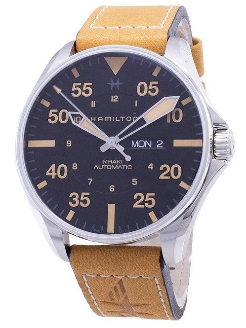 Hamilton Khaki Pilot H64725531 Automatic Analog Men's Watch.
