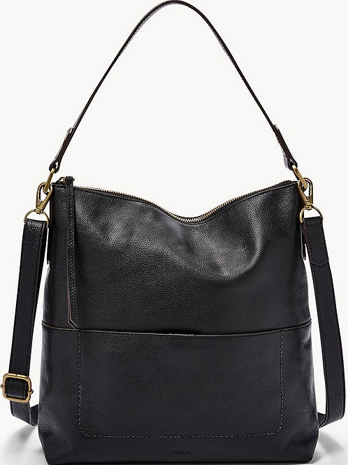 Fossil Amelia Hobo SHB1819001 Women's Shoulder Bag.