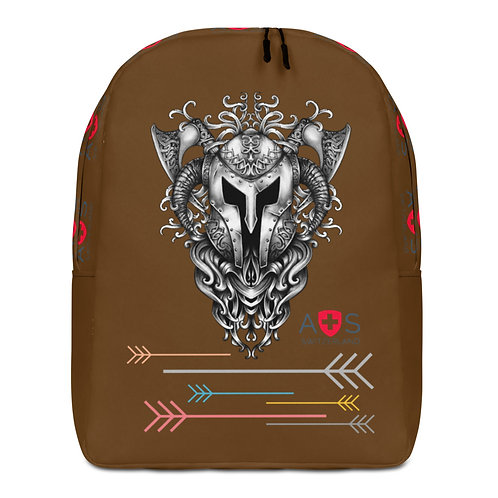 AVICII SWISS Unisex Minimalist Backpack