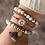 Thumbnail: Stacking Bracelet #17