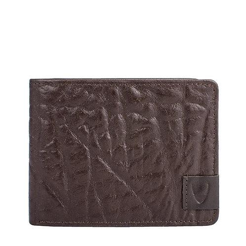 Elephant RFID Blocking Bifold Leather Wallet