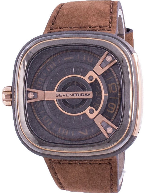 Sevenfriday M-Series Automatic M2/02 SF-M2-02 Men's Watch