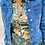 Thumbnail: Blouson jeans Charlène