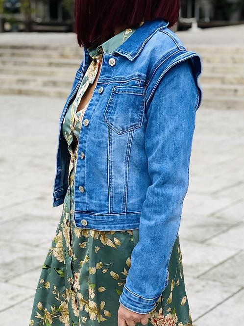 Blouson jeans Charlène