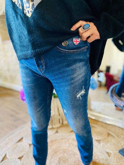 Jeans England